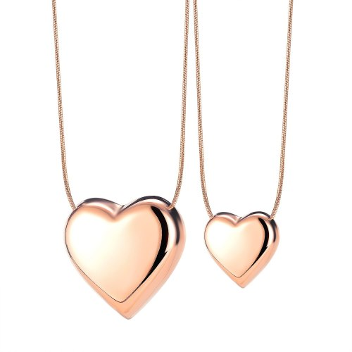 Korean Style Fashionable All-Match Necklace New Women's Stainless Steel Necklace Pendant Gb1961