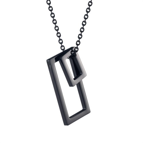 Ornament Special-Interest Design Simple Fashion Personality All-Match New Stainless Steel Necklace 1958