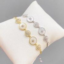 Fairy Bracelet Korean New Shell Bracelet Drawable Simple and Fresh Girl Wristband Bracelet Tide
