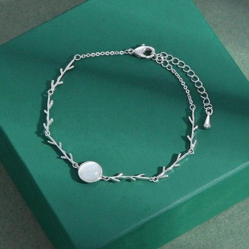Bracelet for Women Antlers Ins Special-Interest Design Bracelet Girlfriends' Gift Ornament Wholesale