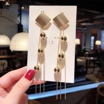 Wholesale Long Tassel 925 Silver Pin Earrings New Women's Earrings Jewelry Gift