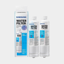 Samsung 20BF Refrigerator Water Filter, 2 Pack, White, 2