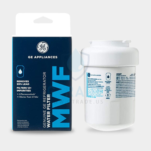 GE SmartWater MWFP Refrigerator Water Filter