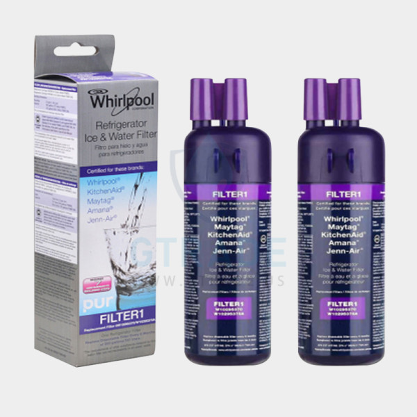 Whirlpool  Refrigerator Filter 2pack