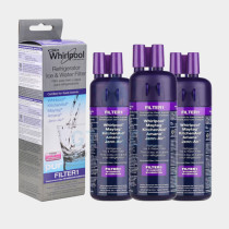 Whirlpool  Refrigerator Filter 3pack