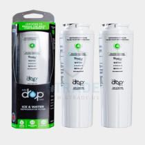 EveryDrop Blister new silk screen Refrigerator Filter  2pack