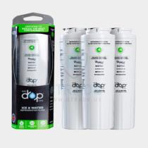 EveryDrop Blister new silk screen Refrigerator Filter  3pack
