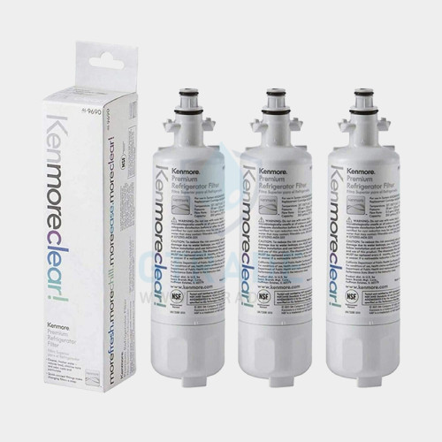 Kenmore 9690  Refrigerator Water Filter 3 Pack