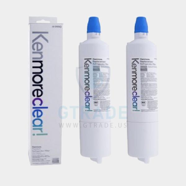 Kenmore 9990  Refrigerator Water Filter 2 Pack