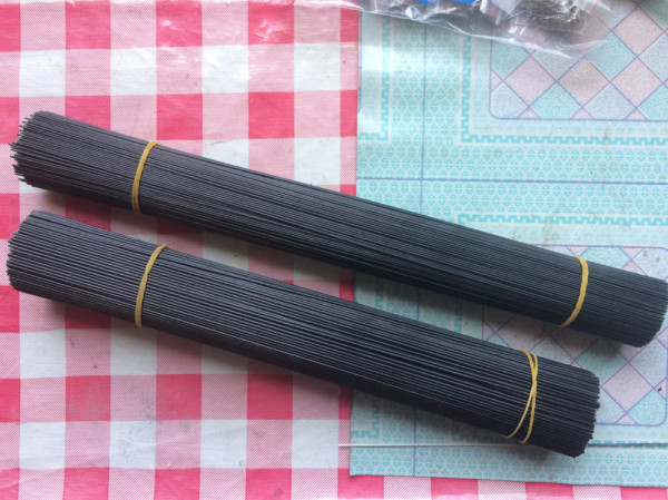Carbon Fibre Solid Stems For Making Pole Fishing Float