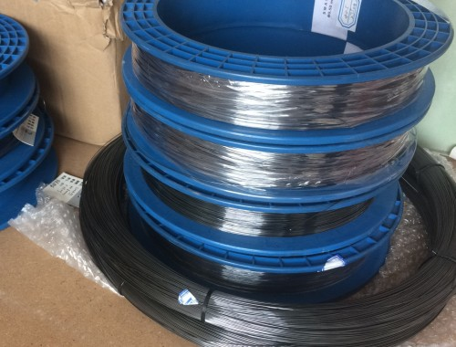 Nitinol Flexible Wire Stem Nickel-Titanium Alloy Ice Fishing Used and Uptraces Used