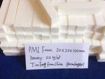 PMI Foam Square Rods Made-in-China 110kg/m3 Rohacell