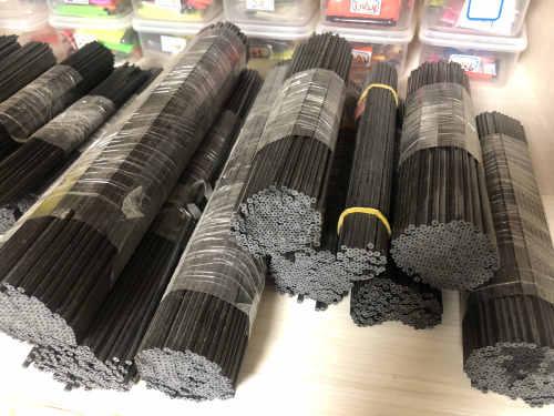 Carbon Fibre Hollow Tube Pipe Stem For Float