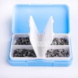 50Sets Dental Orthodontic Buccal Tube MBT&Roth 022/018 1st Molar Buccal Tubes Monoblock Non-convertable