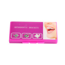Dental Orthodontic Metal Brackets Brace 3M Gemini Style Bondable Standard Roth 022 3-4-5