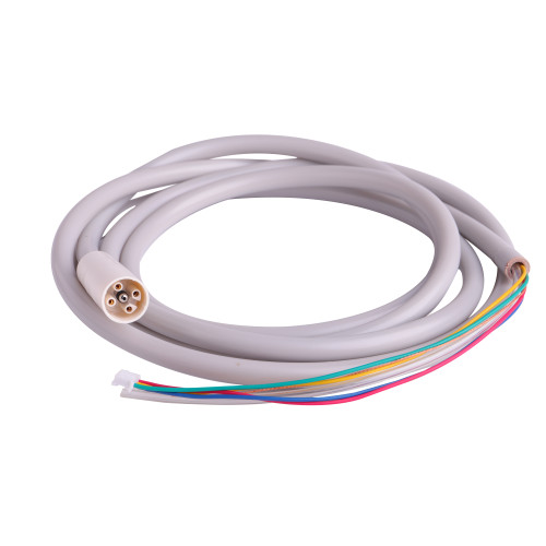1Pc Dental LED Cable Tube Tubing Hose Detachable for EMS Woodpecker Ultrasonic Scaler Handpiece