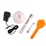 Woodpecker Style Dental Wireless Cordless LED Curing Light Lamp 1s Resin Cure