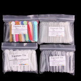 1040Pcs/bag Dental Orthodontic Super Elastic Ligature Ties Rubber Bands For Brackets
