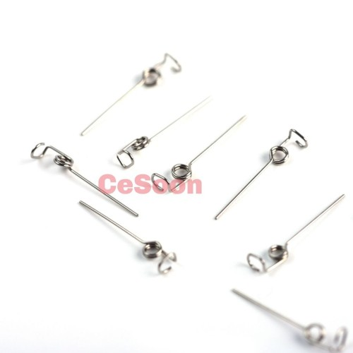 100Pcs Dental Orthodontic Rotating Spring Clock Wise or Counter Clock Wise Square Wire Uprighting