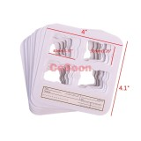 100Pcs/Box Dental Universal X-Ray Film Mount Frame 4Holes For Clinic Record