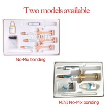 1PCS Orthodontic Dental Direct Bonding System No-mix/Mini No-mix Kit 3 Paste& 1 Gel/1 Paste& 1 Gel dental tools