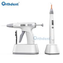 Dental Wireless Endo Obturation System Gun Heated Pen Percha Gutta tips/Hand Plugger Fill