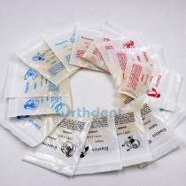 10 Bags Dental Orthodontic Rubber Bands Ortho Elastics Latex Braces 3.5 / 5.0 / 6.5 OZ Dentist Tools