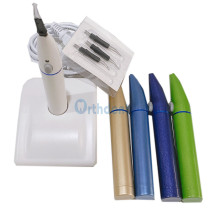 1 Set Dental Gutta Percha Dissolved Breaker Cutter Gutta Percha Dissolved Breaker Cutter With 4 Tips Tooth Whitening Dental Tool