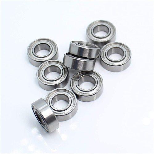Dental Lab Micro Motor Polishing Drill Bearing,14*8/12*6/10*4/ 10*3/9*4/ 8*3 mm Bearing for High SpeedHandpiece ,Dental Grinding Handle Ball Bearings
