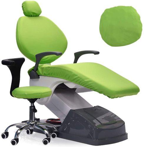 4Pcs/set Dental Chair Cover Dental Unit Cover Cloth Dentist Chair Protector Sleeves Washable Dentist Headrest Cushion