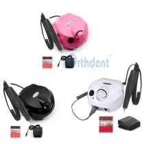 Dental MicroMotor Polisher Complete Kit Micromotor+HandPiece+accesories 102L 35000 RPM
