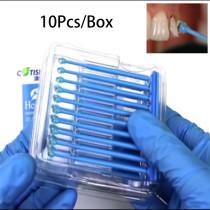 10 Pcs/Box Dental Bonding Stick Rods Bond Veneer Crown Matrix Adhesive Bracket Tubes Bule