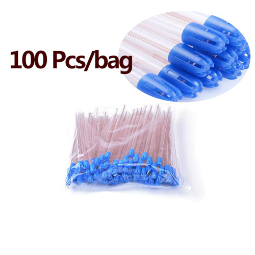 100 Pcs/bag Disposable Dental Saliva Ejector Low Volume Suction Clear Tube Tips Aspirator Nozzles Oral Hygiene
