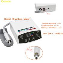 1PCS COXO NEW dental Brushless electric motor dental LED micromotor ISO E type motor dental tools