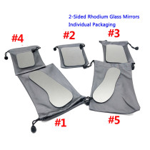 Dental Orthodontic Photo Mirror Intra Intraoral Photographic Mouth Mirrors Glass