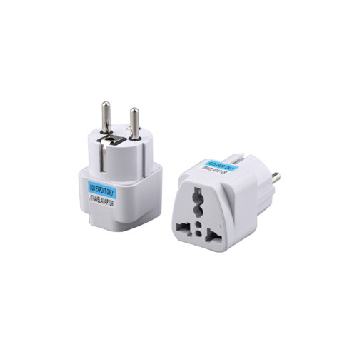 1 Pc Universal Travel Power EU GER AU US Plug Adapter Converter Travel Conversion With USB Power Converter Outlet
