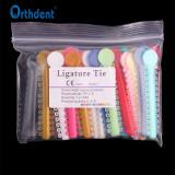 1040Pcs/bag Dental Orthodontic Super Elastic Ligature Ties Rubber Bands For Brackets
