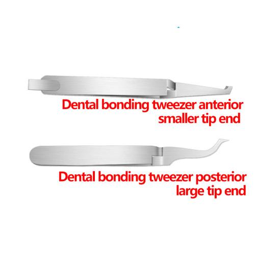 Orthdent 1 Pc Dental Bracket Tweezers Remover for Braces Wise Linkers Aligner Bonding Bracket Forcep Pliers