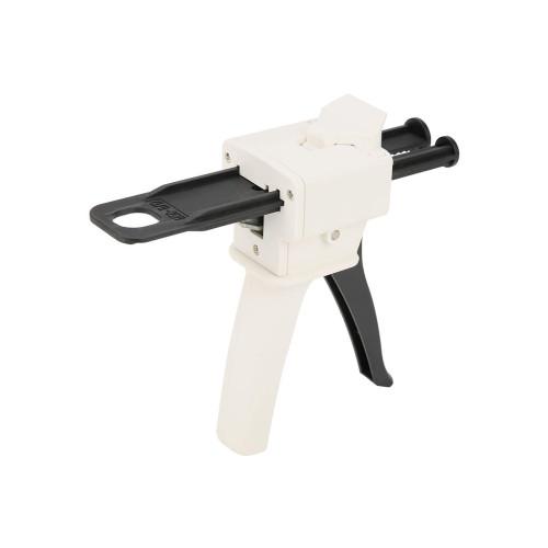 Dental Impression Gun Universal Silicon Rubber Delivery Gun Dispensing Gun 1:1/2:1 10:1/4:1 Dentistry Tool