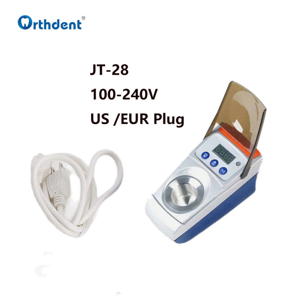 Digital Dental Wax Melter Dentistry Laboratory Wax Melting Dipping Heater One-Well Pot Dentist Materials