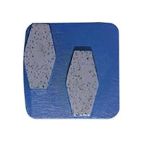 Husqvarna Redi-Lock System Metal Bond Diamond Tool with Double Shoe-shape segment