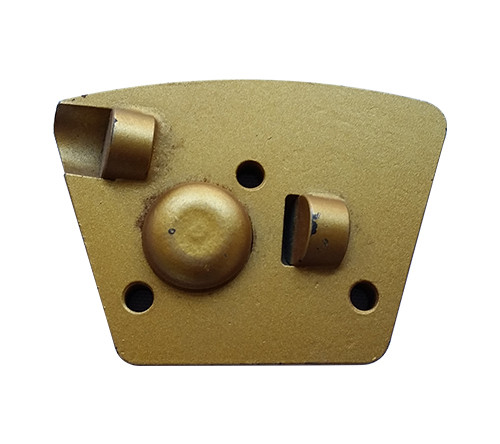2 Full Round PCD Trapezoid Removal Head