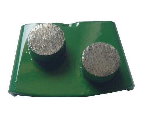 HTC EZ Change Diamond Tool - Double Round Segments