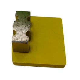 Husqvarna Redi-Lock System Metal Bond Diamond Tool with Single Tooth-shape segments