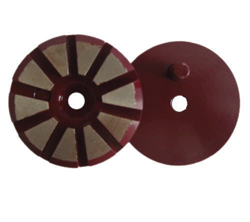 XPS Metal Bond Diamond Floor Discs–Single PIN