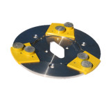Lavina QuickChange Two Button Tools for Concrete Grinding