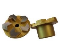 Diamond Floor Grinding Plug Terrco Plug Stones
