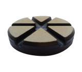3-inch Ceramic Bond Floor Pad with over 20,000 sqft lifetime