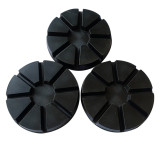 3-inch Hybrid Floor Polishing Pad, Transitional Tool, Dry and Wet use