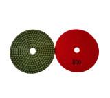 5-inch Spiral Wet Diamond Flexible Polishing Pad-Professional Quality